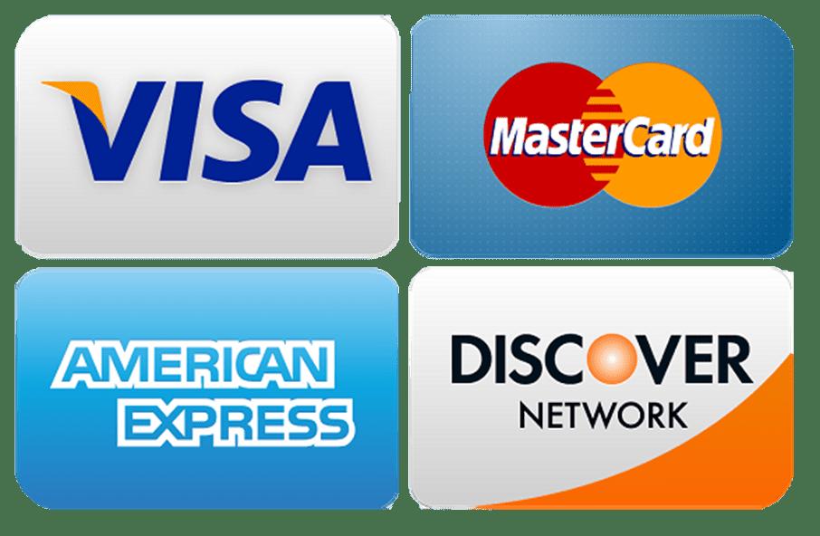 SaniClean Carpet LLC Accepts Major Credit Cards